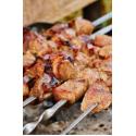 Шашлык из свинины (100 гр)