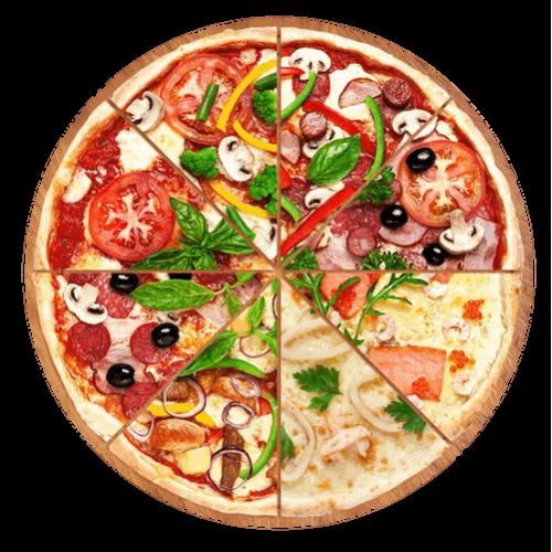 фото пицца ассорти