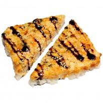 Морская суши-пицца