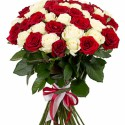 Роза 60 см 25 шт