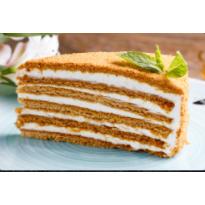 Десерт Медовик