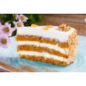 Десерт Морковный торт