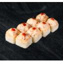 Острые роллы с лососем 8шт