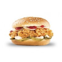 Чизбургер KFC
